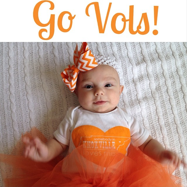 Go Vols!