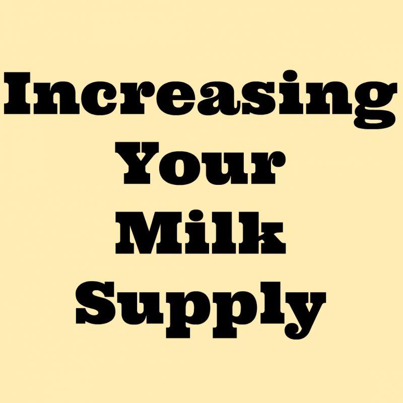 I need more milk!