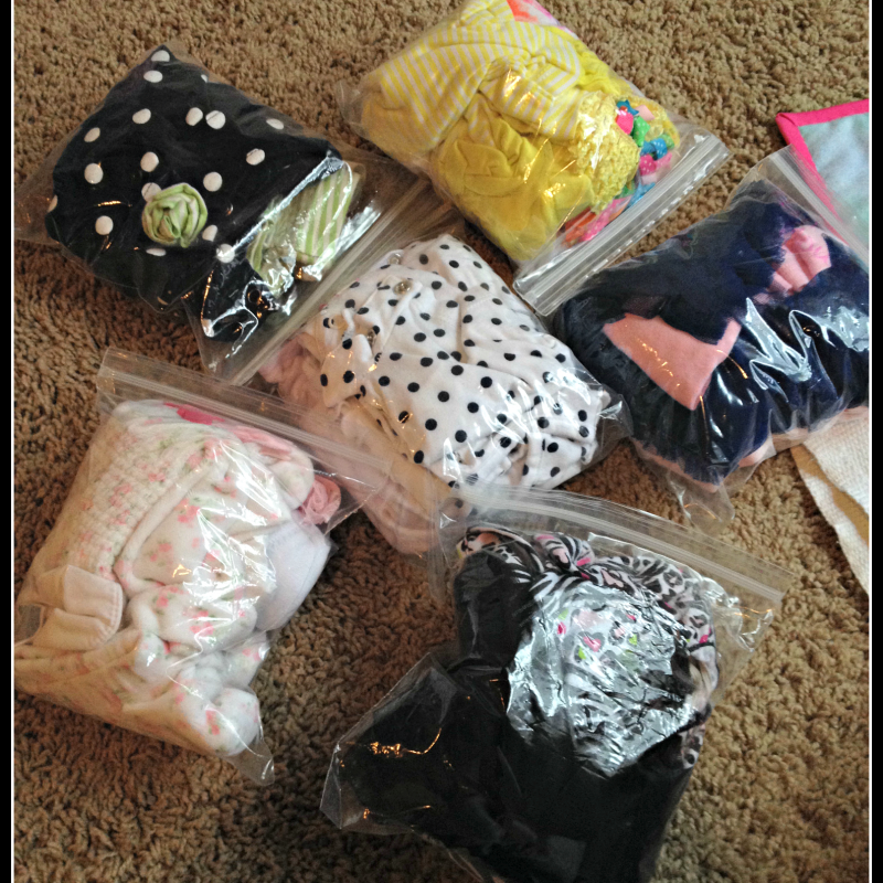 Tips for Packing for Your Baby