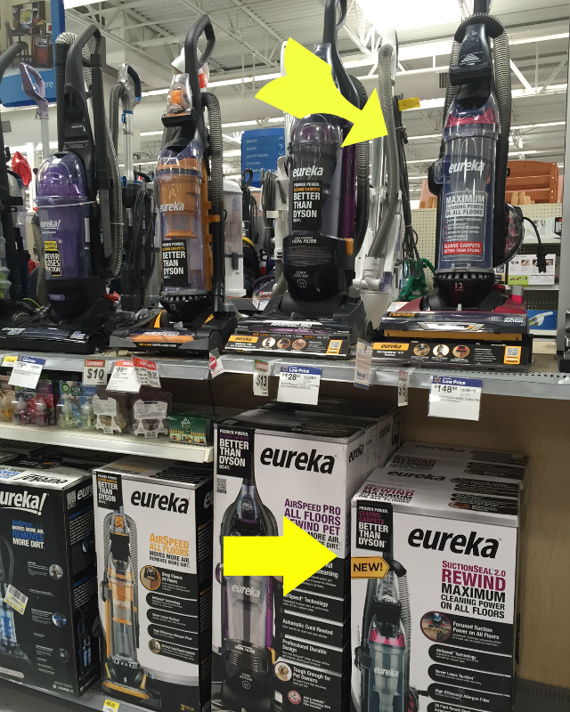 Bring on the Epic Mess with Eureka Suction Seal 2.0