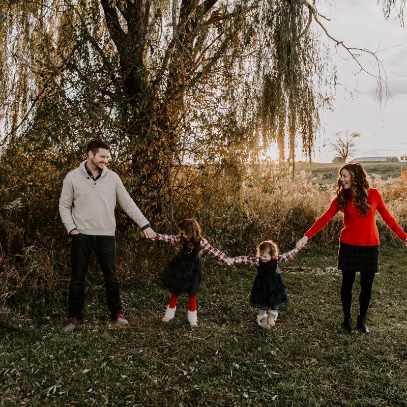 Holiday Family Photo Inspiration