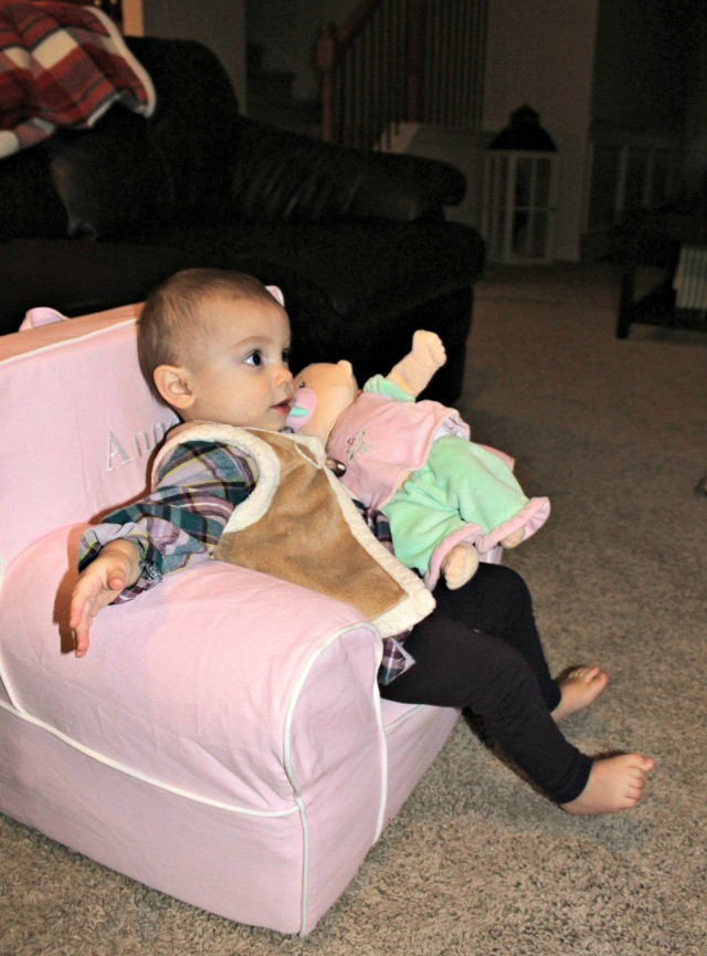 Annabelle and Baby 2