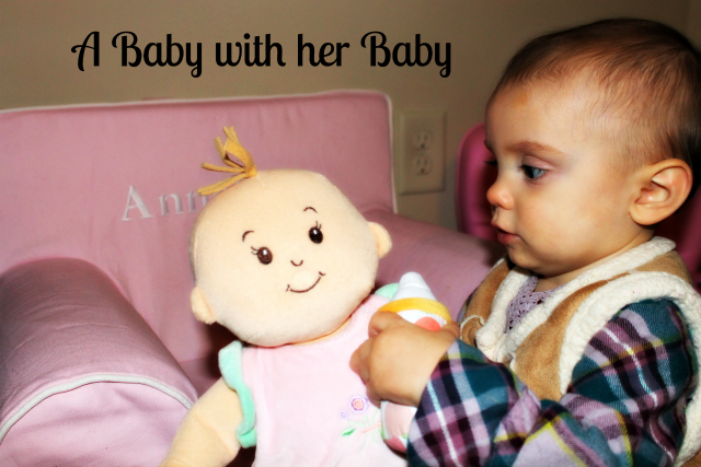 Annabelle and Baby Doll