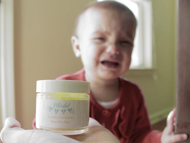 All Natural Diaper Rash Treatment