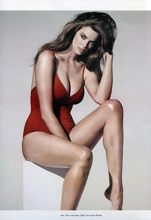 """The SI """"Plus Size"""" Model"""
