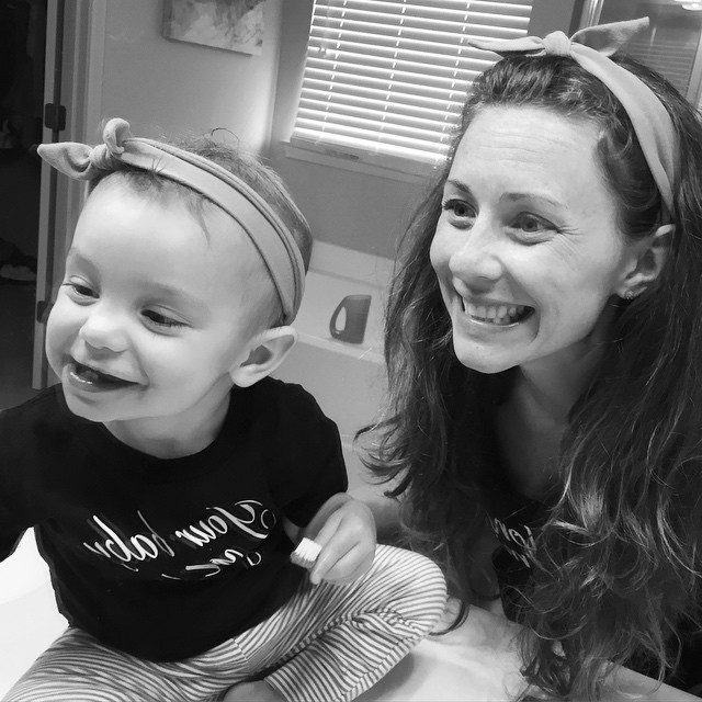 Mommy and Me: Top Knot Headbands