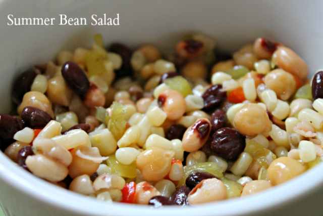 Summer Bean Salad 2