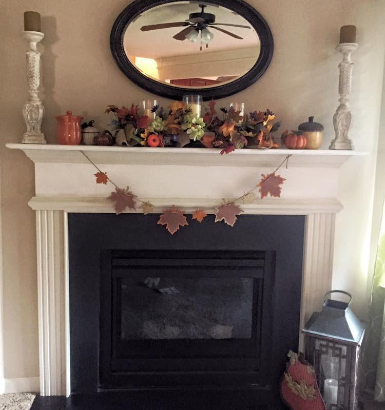 The Fall Fairy Has Arrived