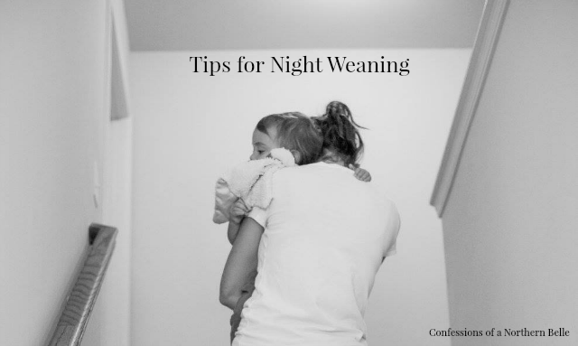 Tips for Night Weaning