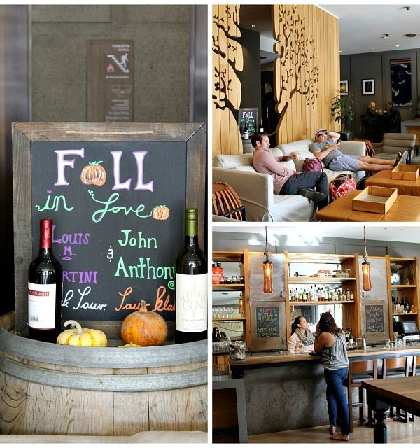 Where to Stay in Napa: Andaz Napa