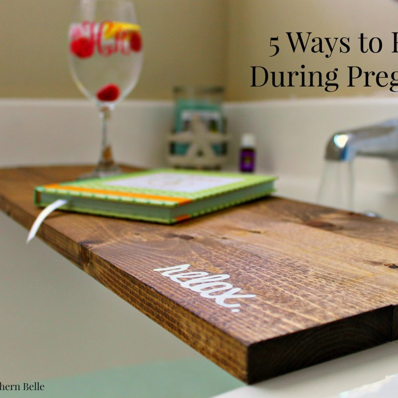5 Ways to Relax During Pregnancy