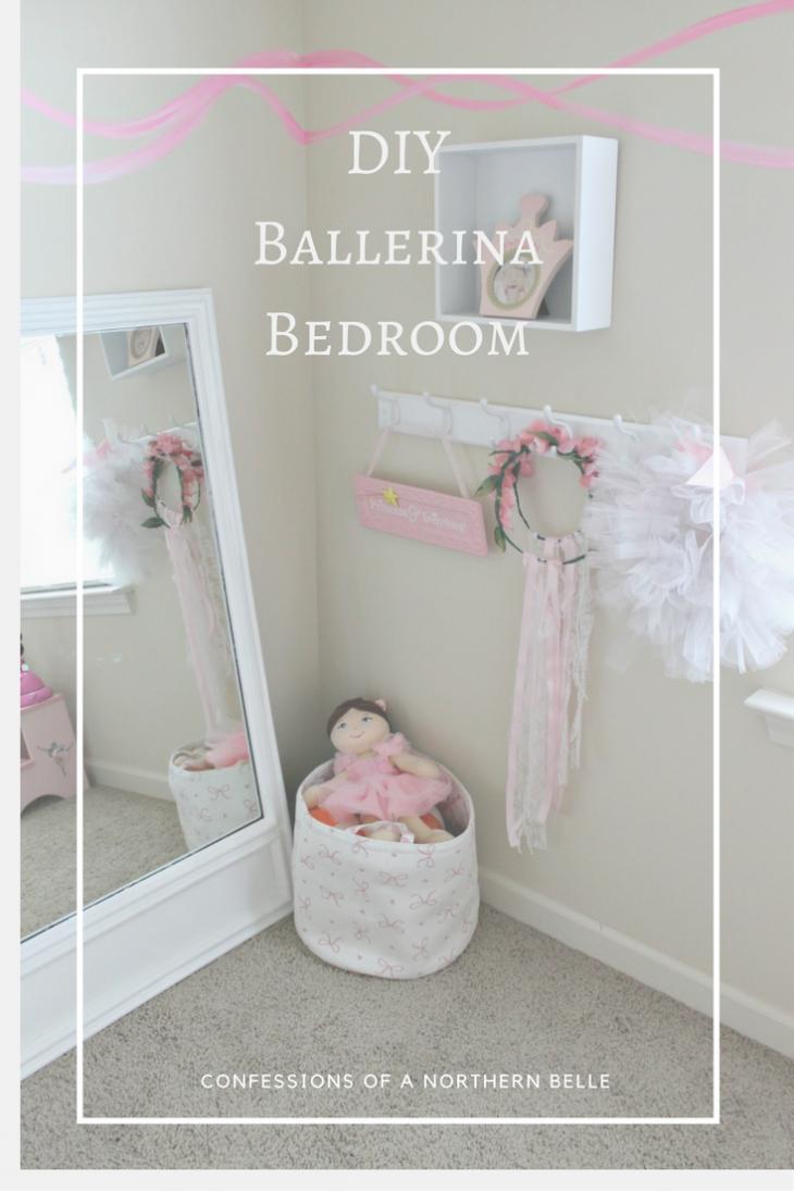 Elegant Annabelleu0027s Ballerina Bedroom