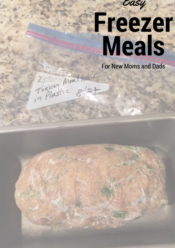5 Freezer Meals for New Parents