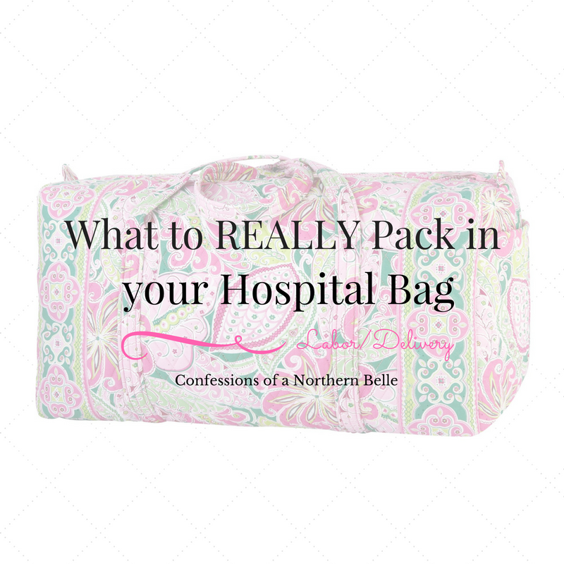 What's In My Hospital Bag (Second Baby)