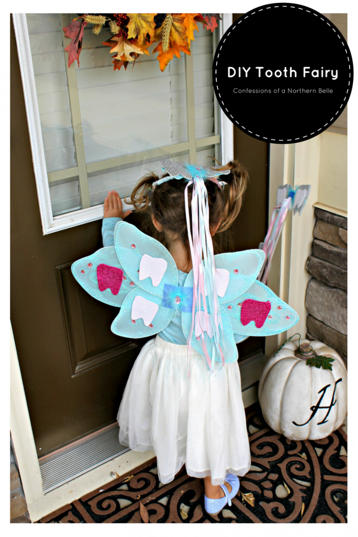 Diy Tooth Fairy Costume Confessions Of A Northern Belle