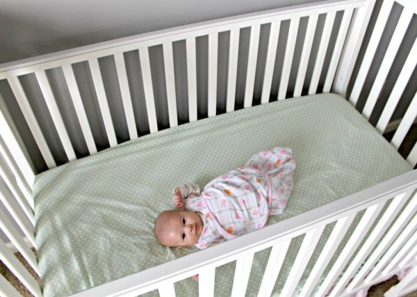 Decorate your Nursery, Not the Crib
