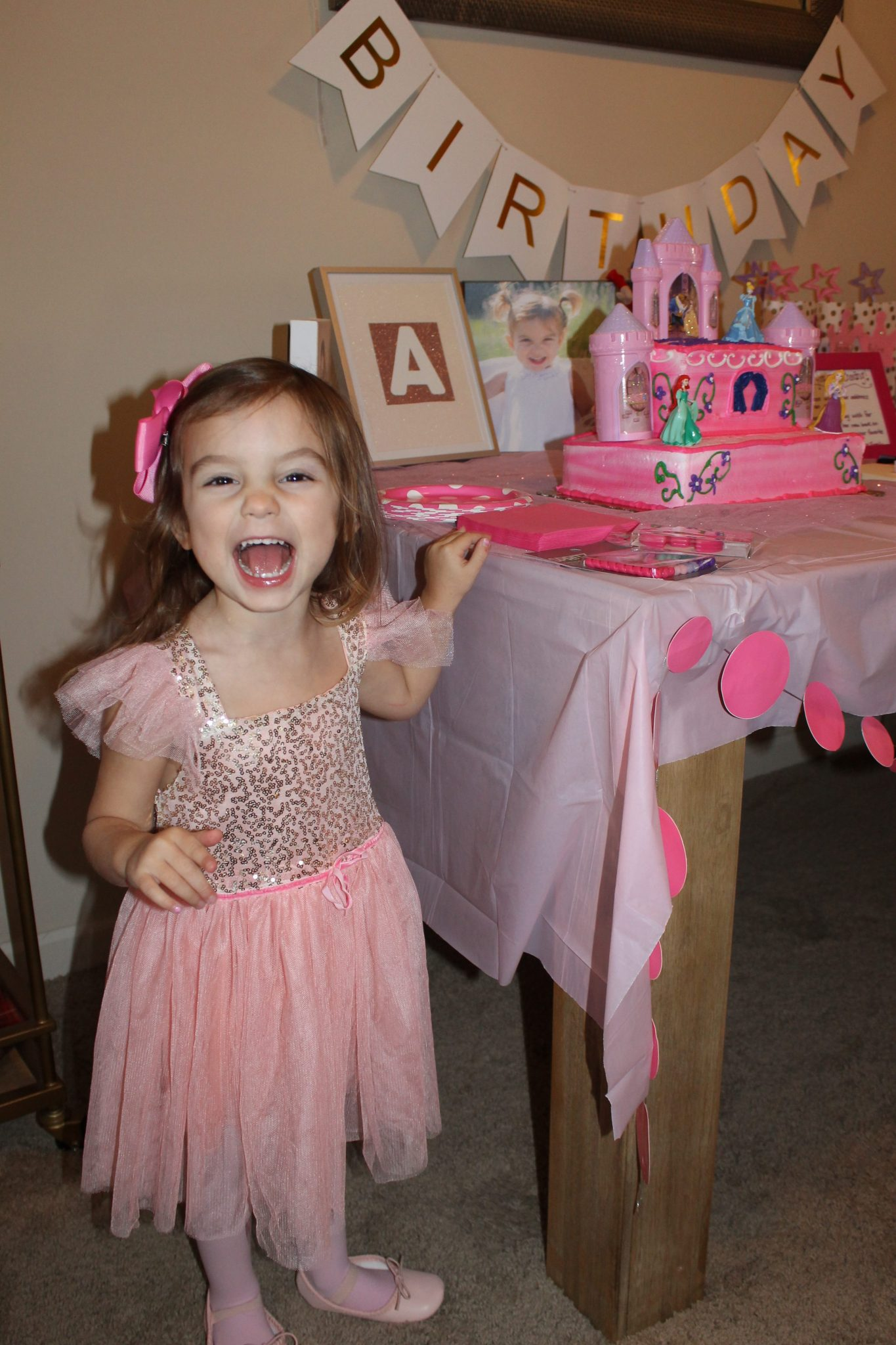 Happy 3rd Birthday Annabelle