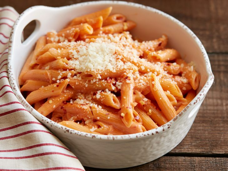 PENNE ALLA VODKA Ree Drummond The Pioneer Woman
