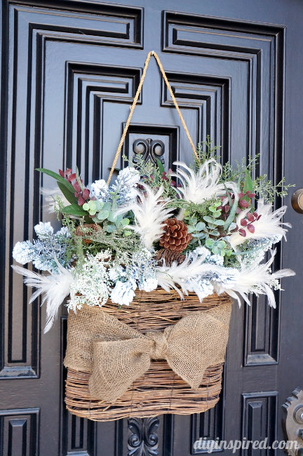 Winter Decor Pinspiration