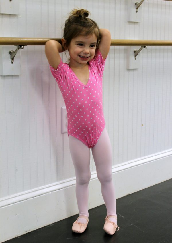 Our Polka Dot Ballerina