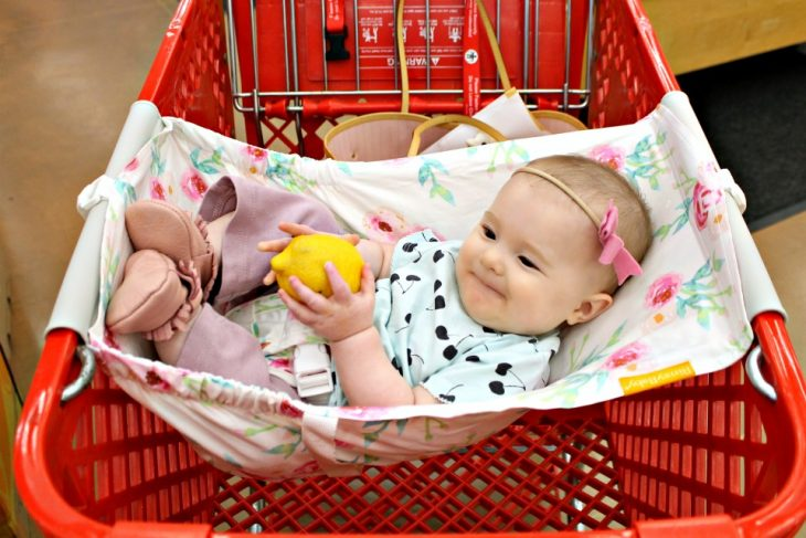 The Best Way To Go Shopping With A Baby Binxy Baby Hammock