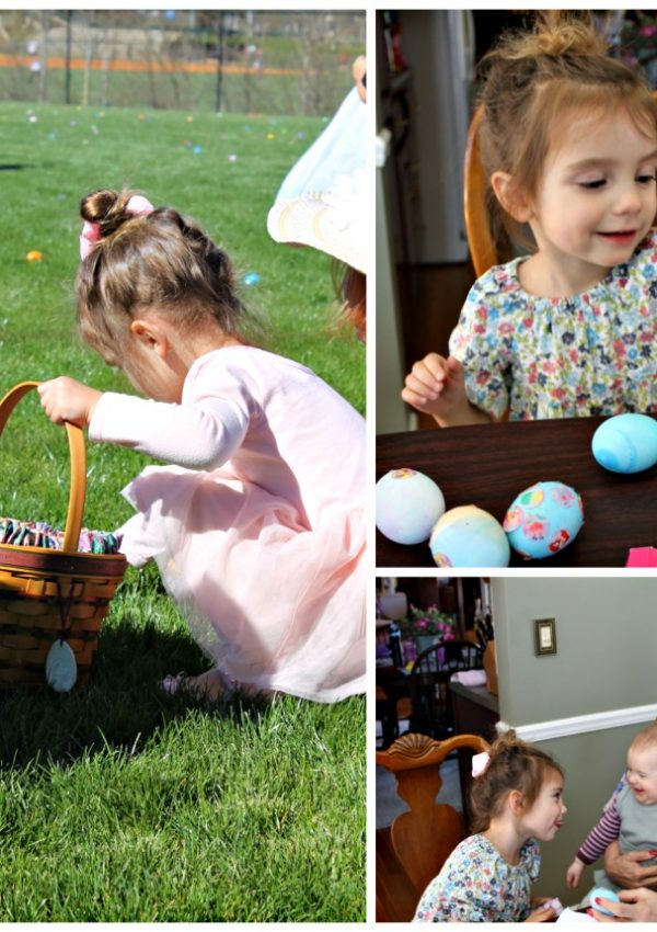 Our Favorite Easter Activities