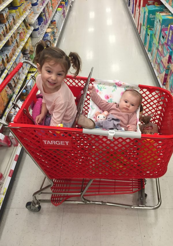 The Best Way to Shop with a Baby
