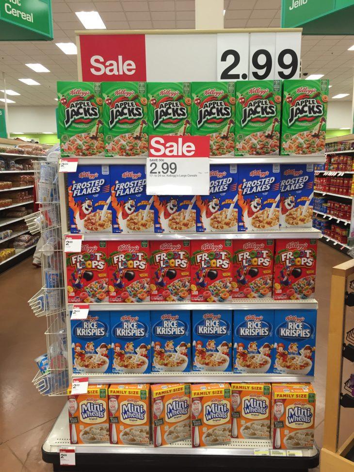Froot Loops Cereal Bars Apple Jacks Peanut But...