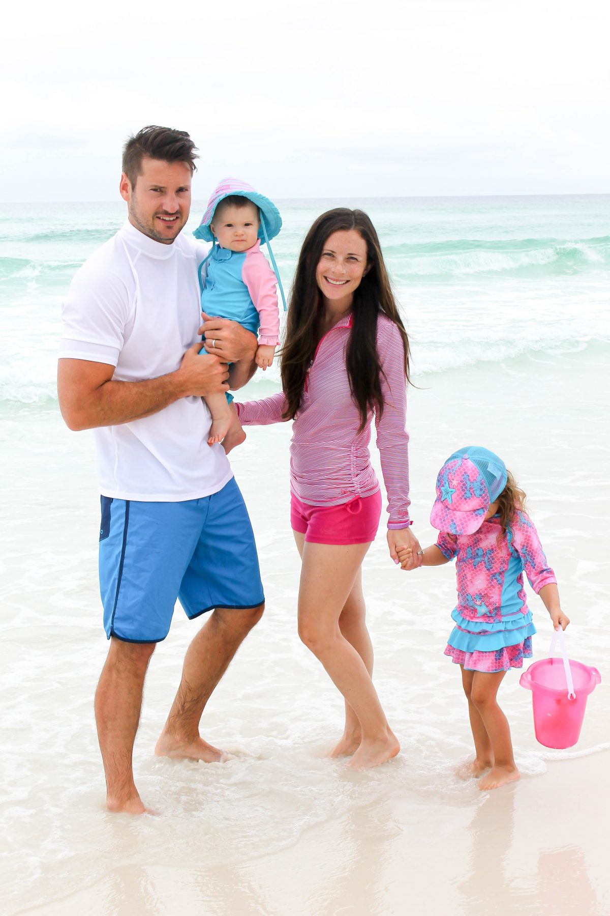 Family at the Beach and Growth on Instagram