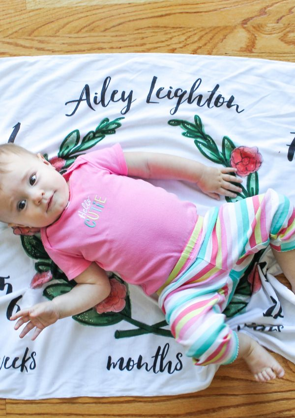 Ailey // Ten Months Old