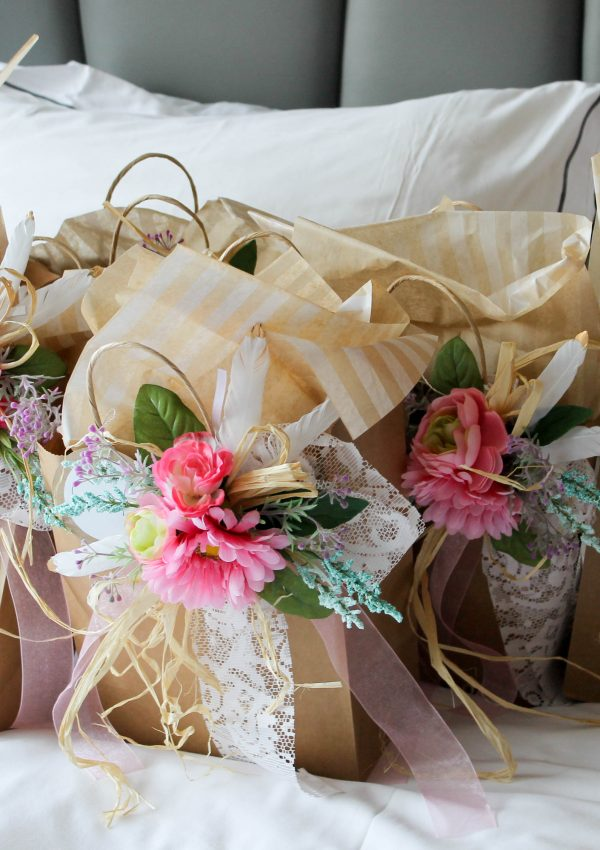 DIY Bachelorette Party Gift Bag