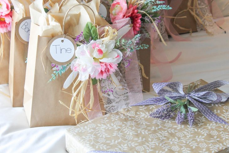 DIY Bachelorette Party Gift Bag - Confessions of a Northern Belle