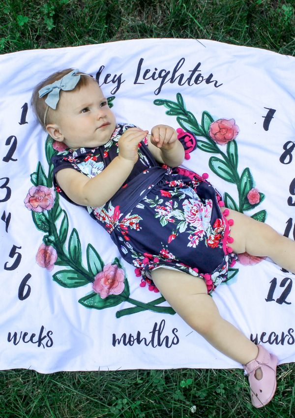 Ailey // Eleven Months Old