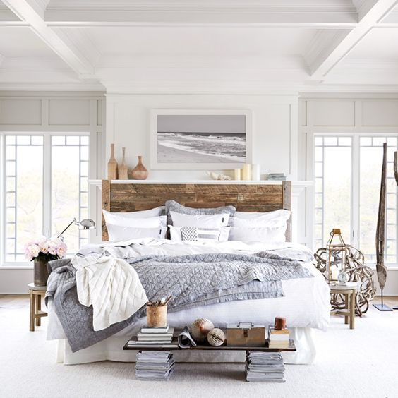 Master Bedroom Inspiration - Confessions of a Northern Belle