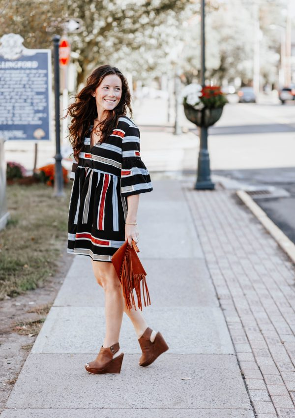 Fall Date Night Dress