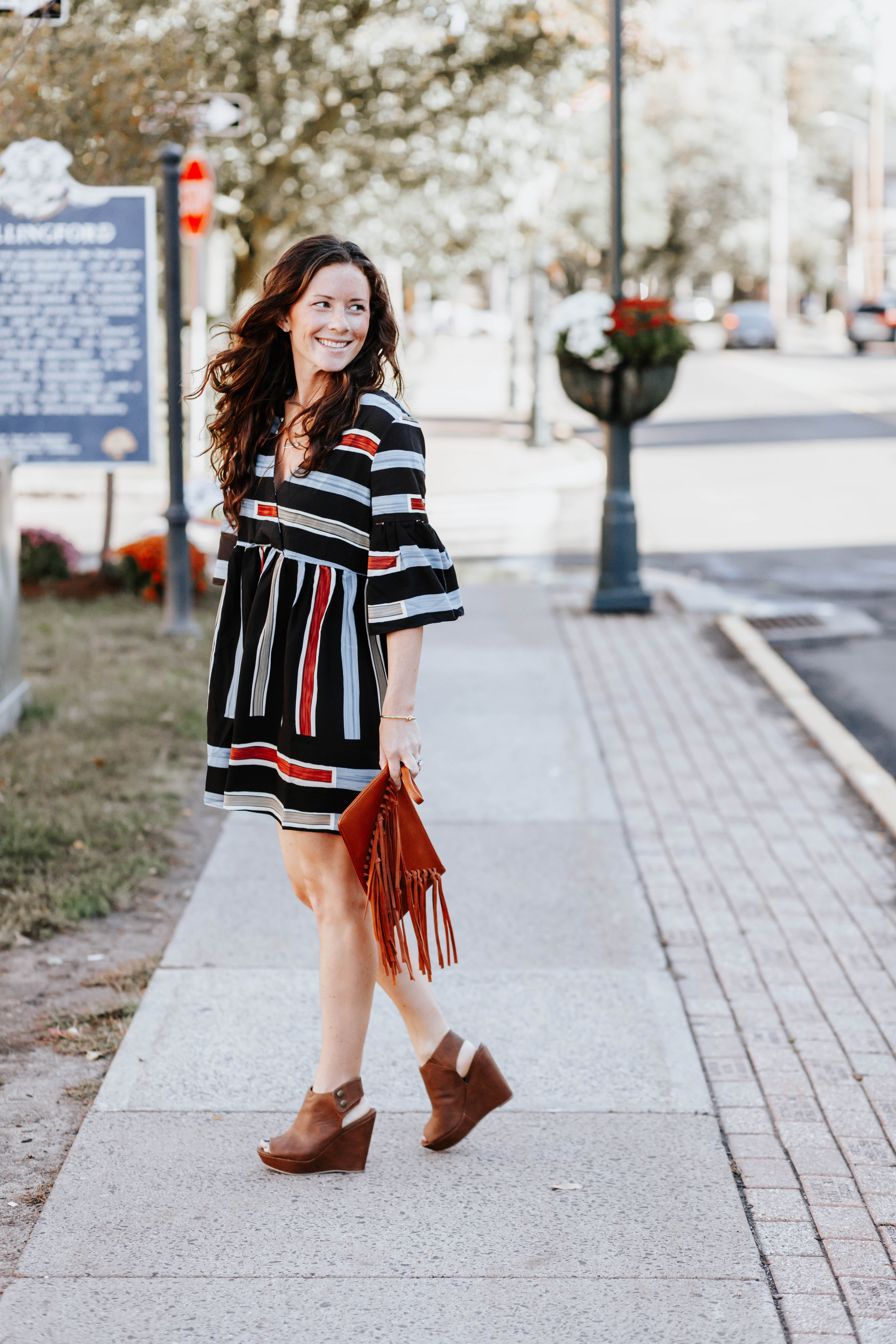 Fall Date Night Dress