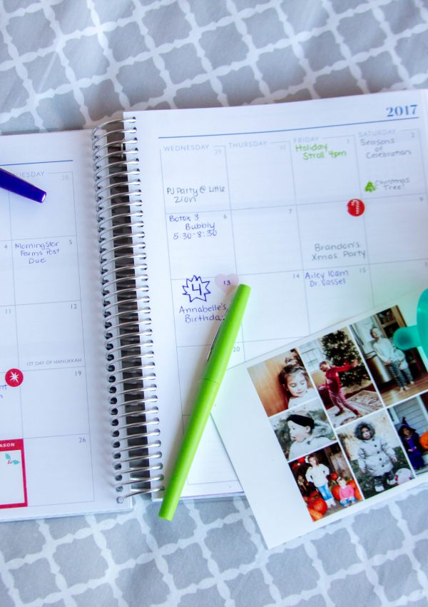 The Best Planner I've Ever Found