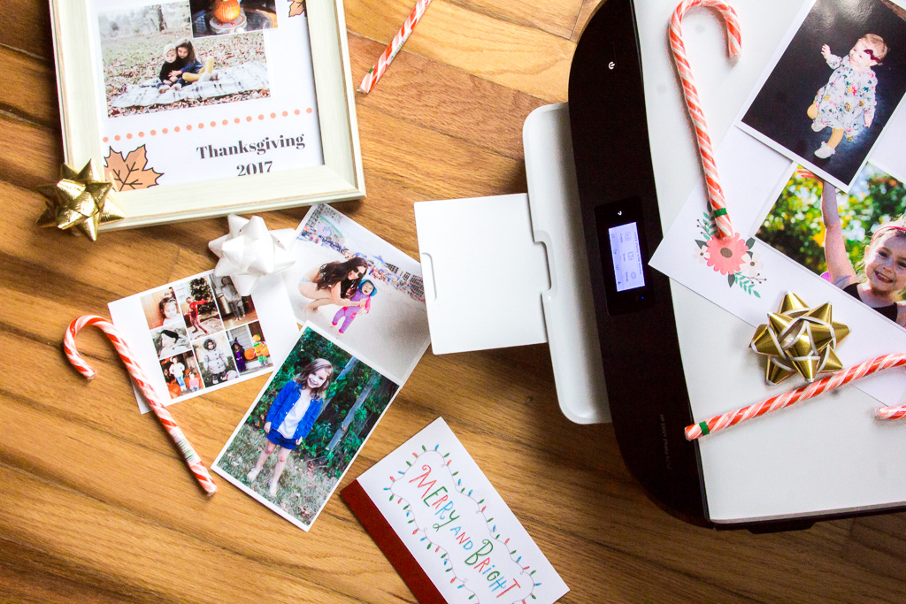 DIY Photo Gifts for Christmas