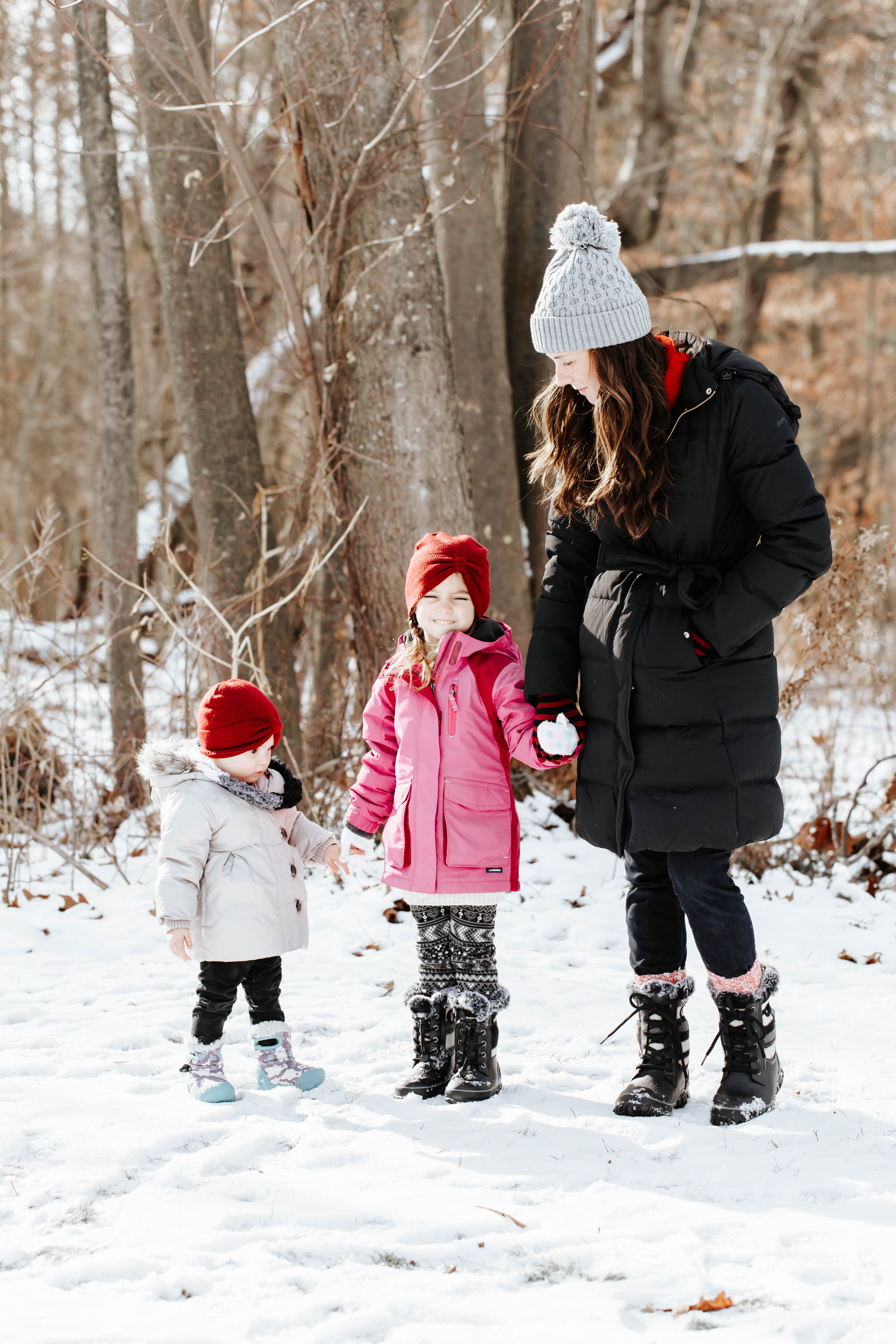 The Best Winter Boots for the Family