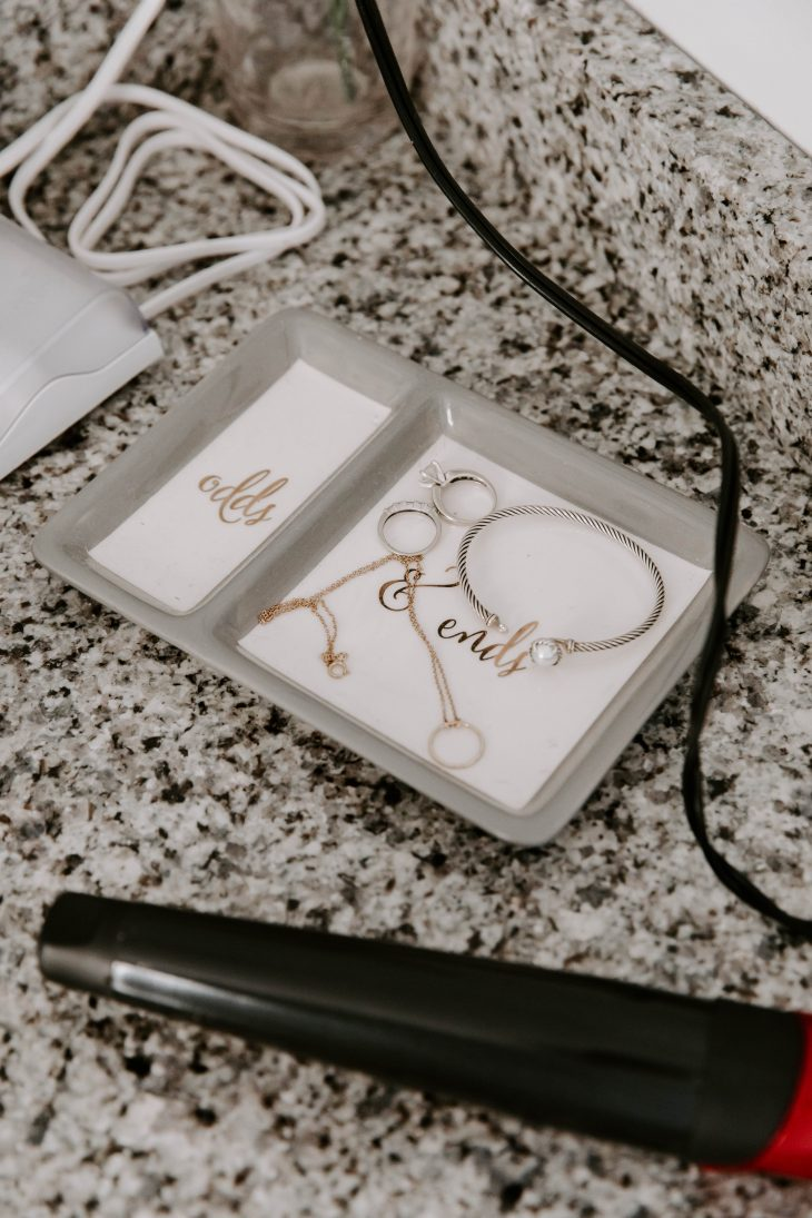 David Yurman, Silver Wren, Jewelry and Curling Wand