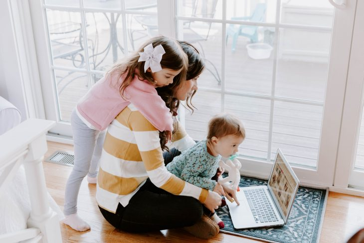 Working Mommy Blogger