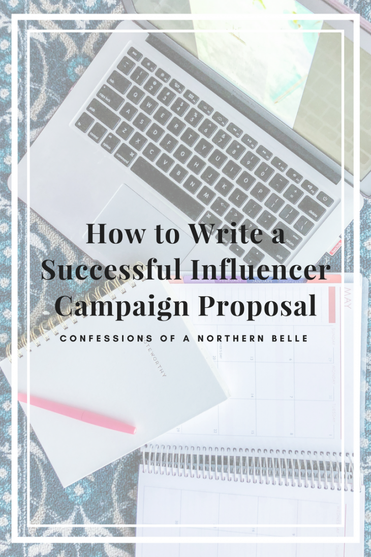 How to Write a Pitch for a Sponsored Post