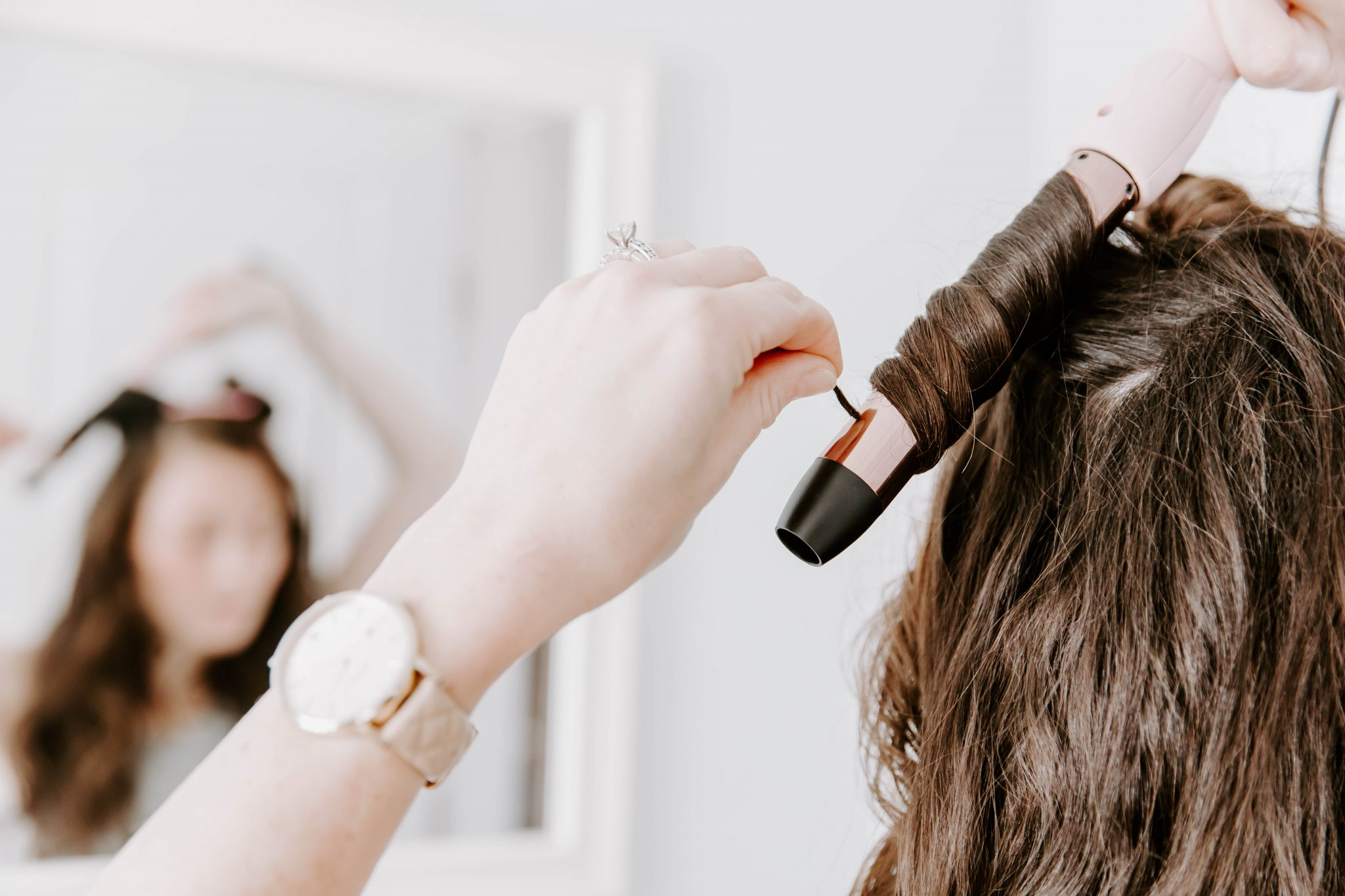 The Only Curling Wand You'll Ever Need