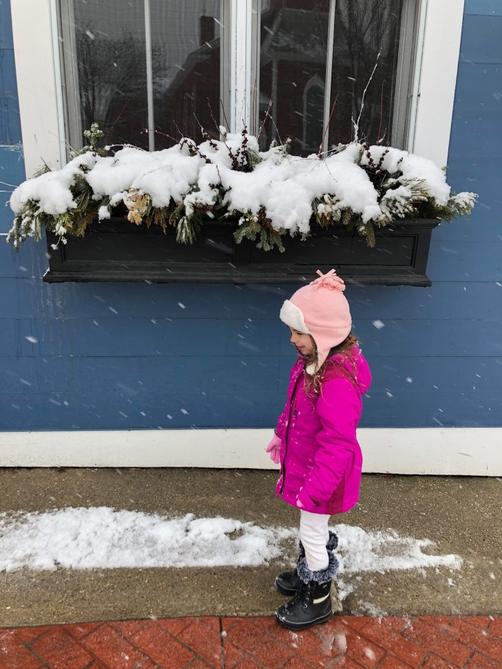 Snow Toddler