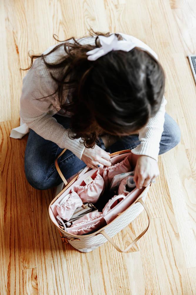 Diaper Bag Essentials for the Toddler Mom