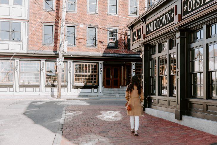 Midtown Oyster Bar Newport Rhode Island