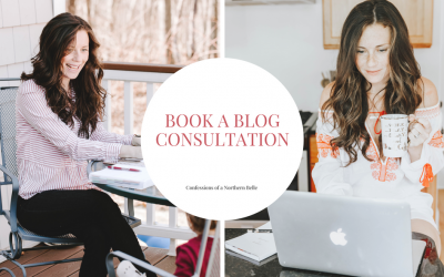 Blogger Consultation Services