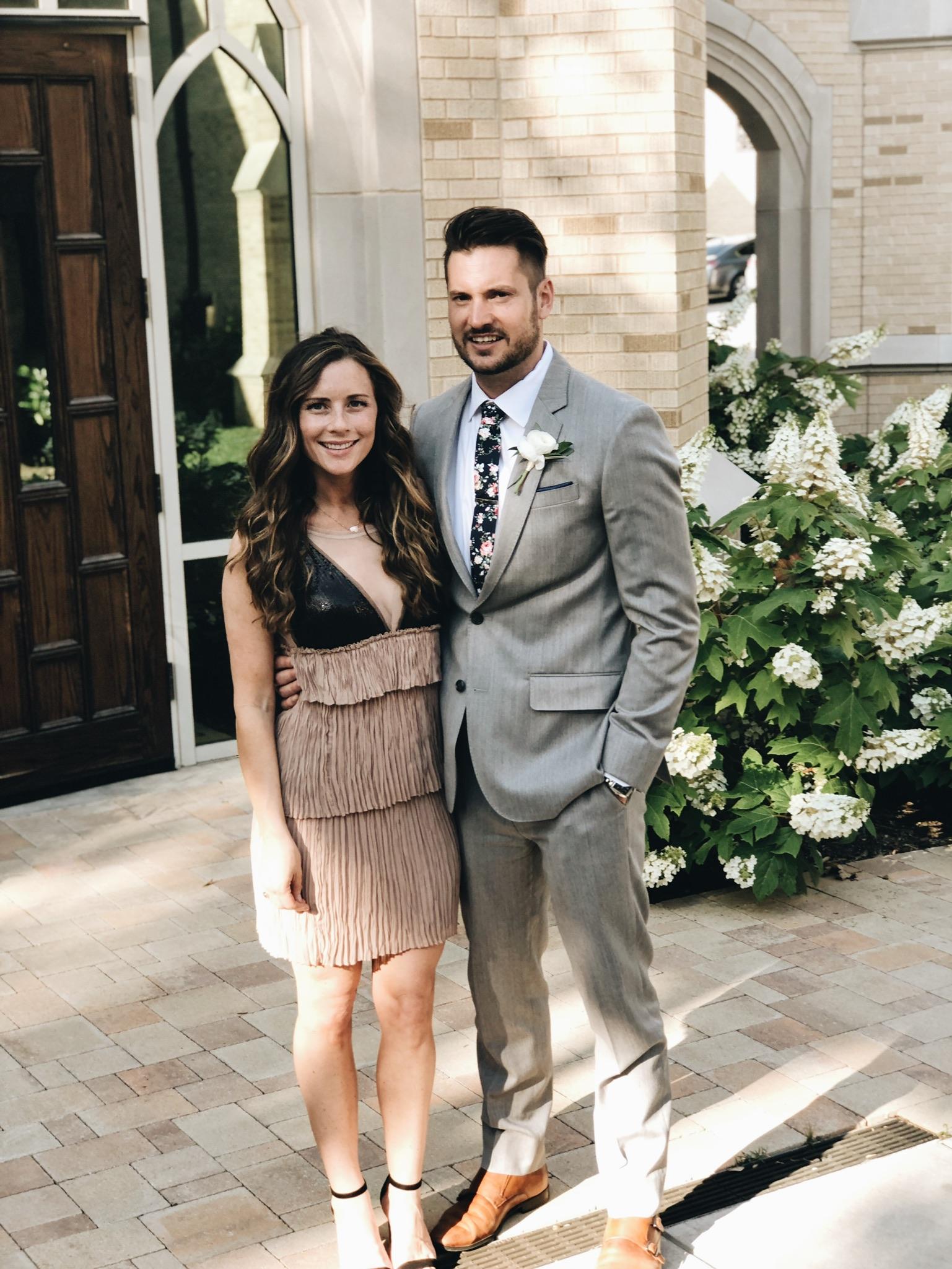 Weekend Update: A Texas Wedding