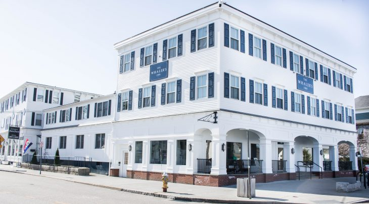 Seaport Village The Whaler's Inn New England