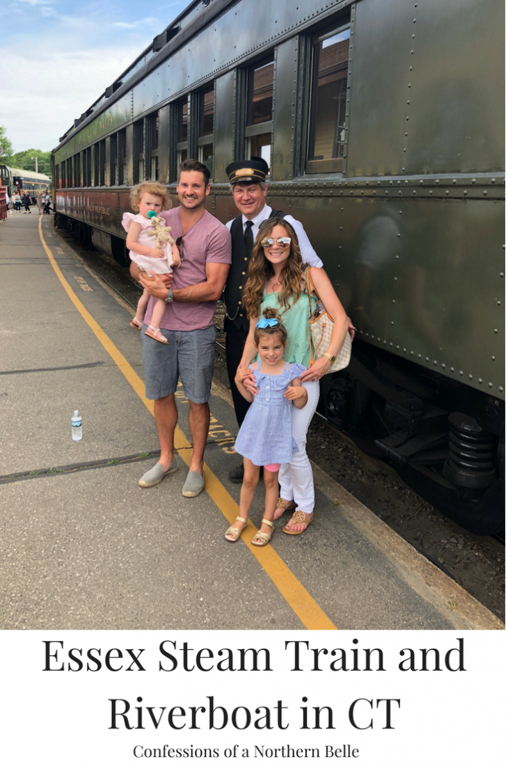 Family Friendly Activities in Connecticut - Essex Steam Train and Riverboat - Confessions of a Northern Belle